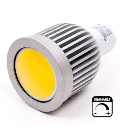 Bombilla LED COB 7W Regulable, Dimmable